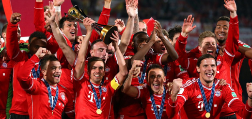 Bayern world club cup
