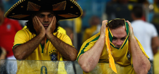 Brasile triste