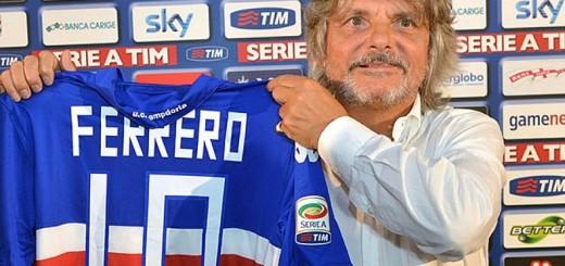 Ferrero-Sampdoria