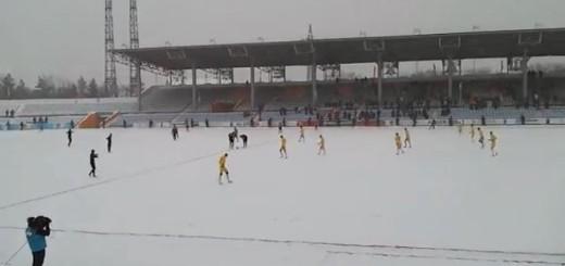 Shakhter Karagandy - FK Astana